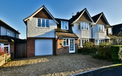 House prices in Chorleywood