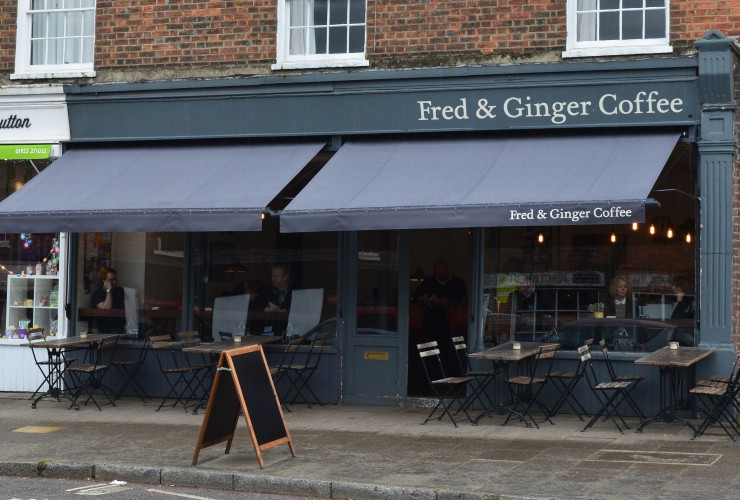 Fred and Ginger Coffee