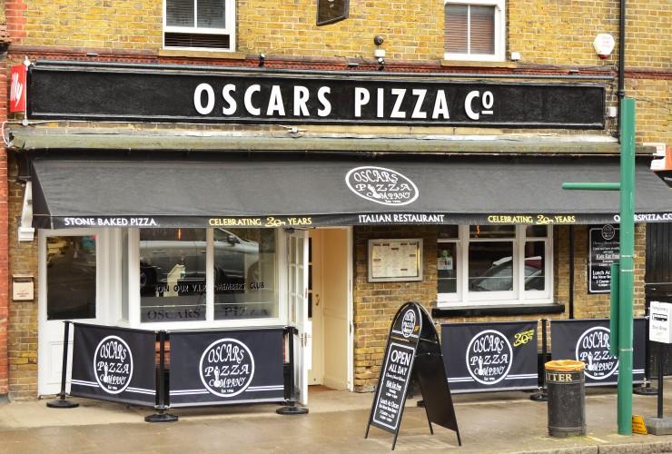 Oscars Pizza Co