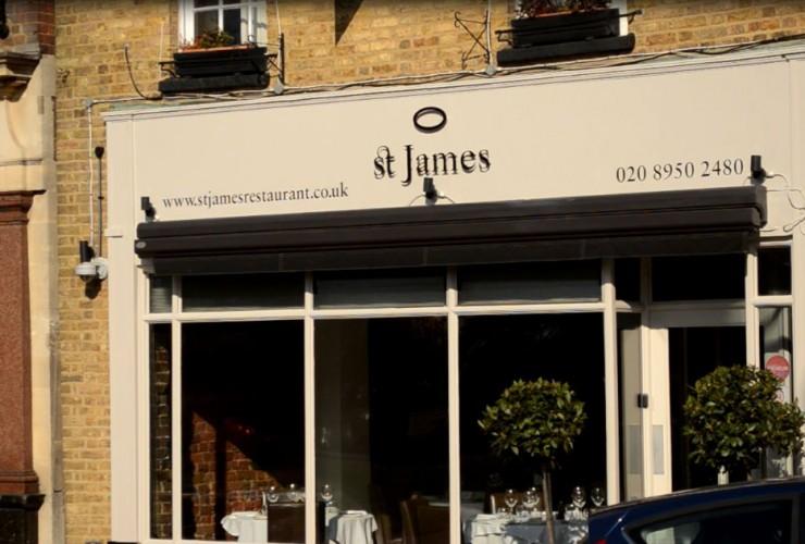 St James Restuarant